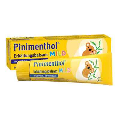 Pinimenthol Erkaelt.balsam mild  zamów na apo-discounter.pl