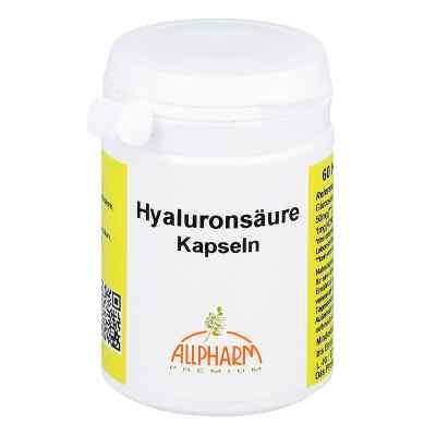 Hyaluronsaeure 50 mg kapsułki  zamów na apo-discounter.pl