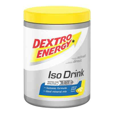 Dextro Energy Sports Nutr.isotonic Drink Citrus  zamów na apo-discounter.pl