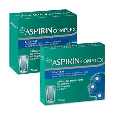 Aspirin Complex Granulat Sparpaket  zamów na apo-discounter.pl