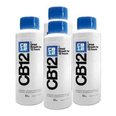 Cb12 płyn do płukania jamy ustnej, zestaw  zamów na apo-discounter.pl