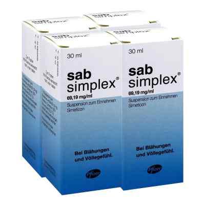 Sab Simplex zawiesina zestaw
