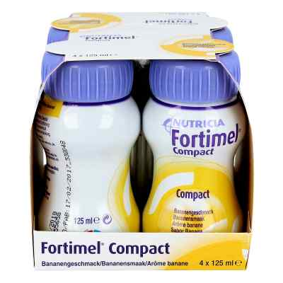 Fortimel Compact 2.4 Bananengeschmack  zamów na apo-discounter.pl