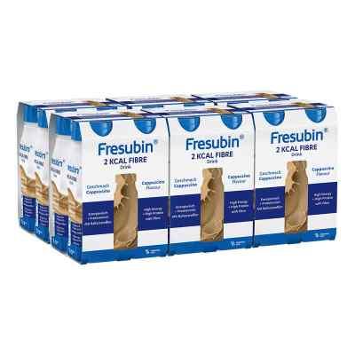 Fresubin 2 kcal fibre Drink Cappuccino  zamów na apo-discounter.pl