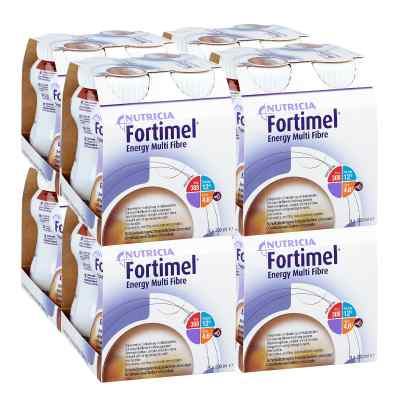 Fortimel Energy Multi Fibre Schokoladengeschmack  zamów na apo-discounter.pl