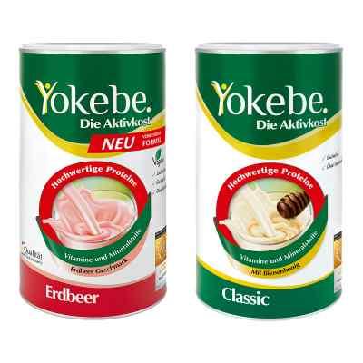 Yokebe Classic  Erdbeer Starterpaket