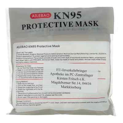 Maska ochronna FFP2 KN95  zamów na apo-discounter.pl