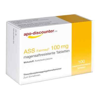 ASS 100mg  Ibuprofen 400 mg von apo-discounter  zamów na apo-discounter.pl