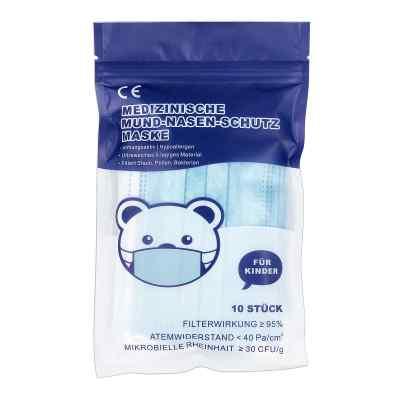 Mund-Nasen-Schutz Maske für Kind M mit Nasenbügel  zamów na apo-discounter.pl