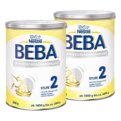 Nestle Beba Frühgeborenen Nahrung Stufe 2 2er Paket  zamów na apo-discounter.pl