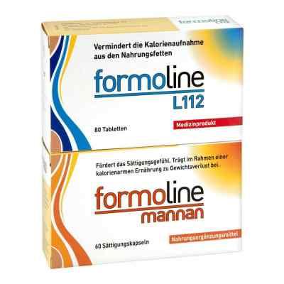 Zestaw Formoline L112  tabletki (80 szt) + Formoline mannan kaps  zamów na apo-discounter.pl