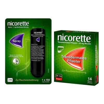 Nicorette Kombi-Therapie  zamów na apo-discounter.pl
