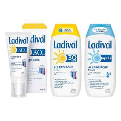 Ladival zestaw dla skóry alergicznej   zamów na apo-discounter.pl