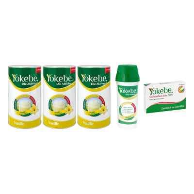 Yokebe bez laktozy zestaw odchudzający  zamów na apo-discounter.pl