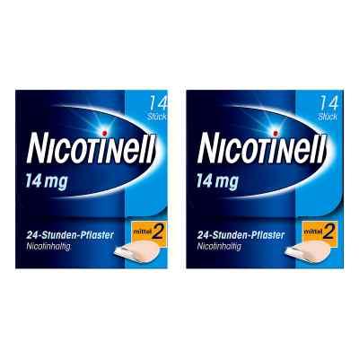 Nicotinell Paket 2  zamów na apo-discounter.pl