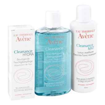 Avene Cleanance zestaw pielęgnacyjny