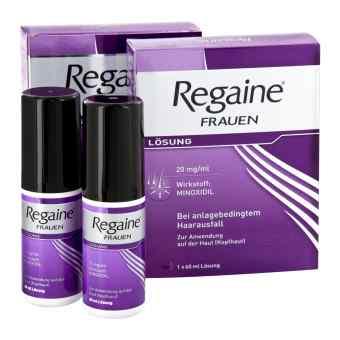 Regaine® Ampułki na wypadanie włosów dla kobiet   zamów na apo-discounter.pl
