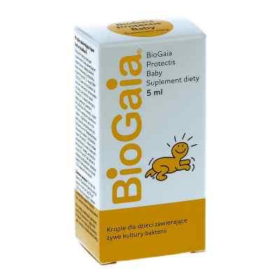 BioGaia ProTectis Baby  zamów na apo-discounter.pl