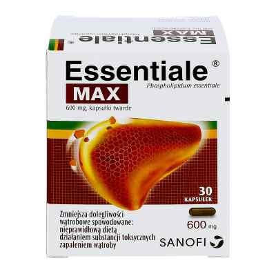 Essentiale Max kapsułki  zamów na apo-discounter.pl