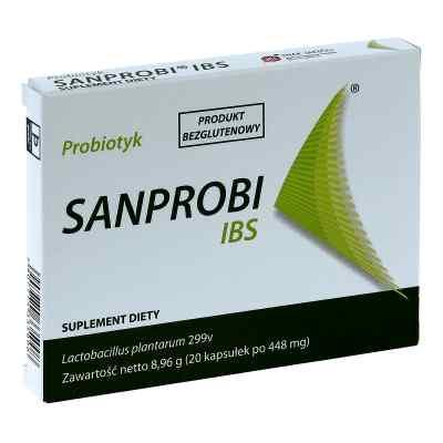 Sanprobi IBS  zamów na apo-discounter.pl