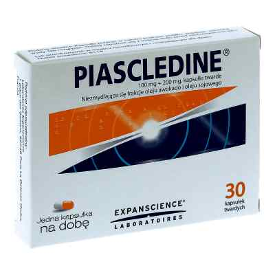 Piascledine 100 mg + 200 mg  zamów na apo-discounter.pl