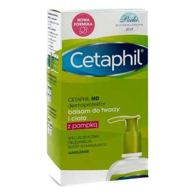 CETAPHIL MD dermoprotektor balsam nawilżający do twarzy i ciała  zamów na apo-discounter.pl