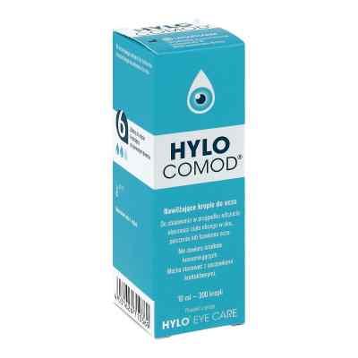 Hylo-Comod Krople do oczu  zamów na apo-discounter.pl