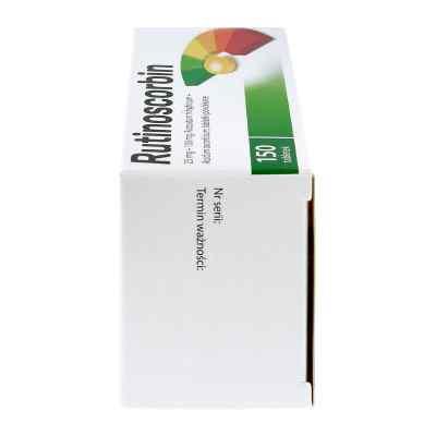 Rutinoscorbin tabletki  zamów na apo-discounter.pl