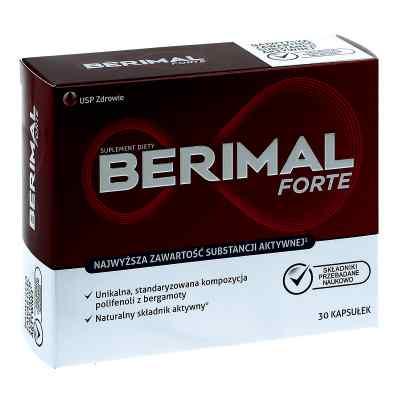 Berimal Forte kapsułki  zamów na apo-discounter.pl