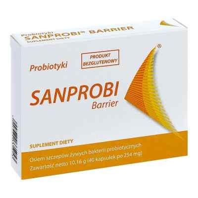Sanprobi Barrier kapsułki  zamów na apo-discounter.pl