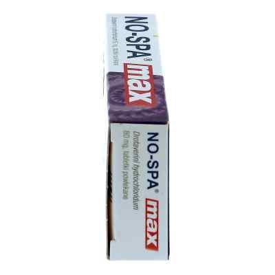 No Spa Max 80 mg tabletki  zamów na apo-discounter.pl