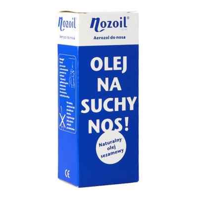 Nozoil aerozol do nosa  zamów na apo-discounter.pl