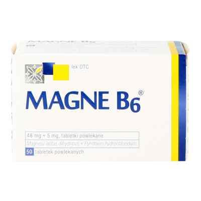 Magne B6 tabletki  zamów na apo-discounter.pl