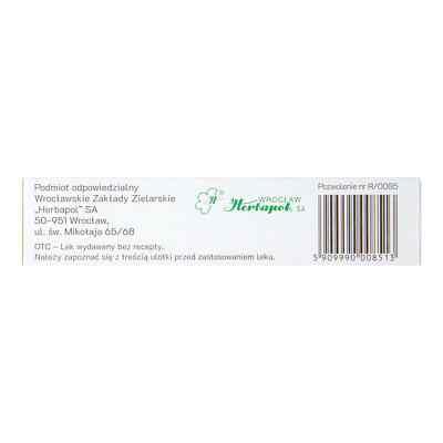 Cynarex tabletki 0,25 g  zamów na apo-discounter.pl