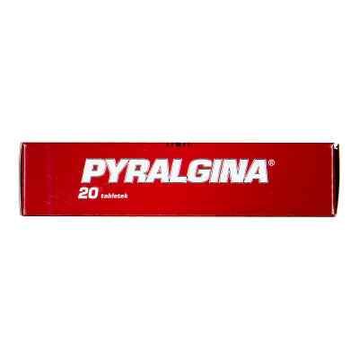 Pyralgina 500mg tabletki  zamów na apo-discounter.pl