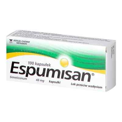 Espumisan 40 mg kapsułki  zamów na apo-discounter.pl