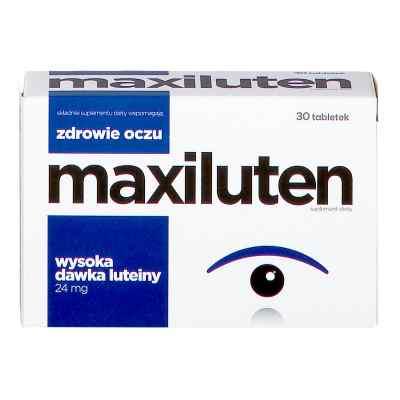 Maxiluten tabletki  zamów na apo-discounter.pl