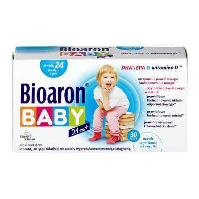 Bioaron Baby od 24 m-ca krople wyciskane z kapsułki  zamów na apo-discounter.pl
