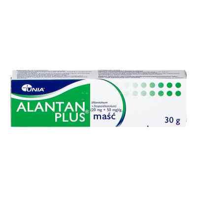 Alantan Plus maść (20mg+50mg/g)  zamów na apo-discounter.pl