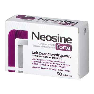 Neosine Forte tabletki  zamów na apo-discounter.pl