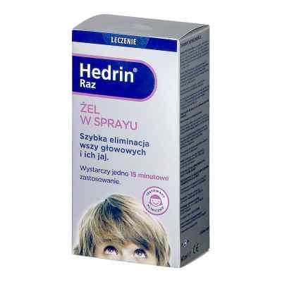 Hedrin Raz żel w sprayu  zamów na apo-discounter.pl