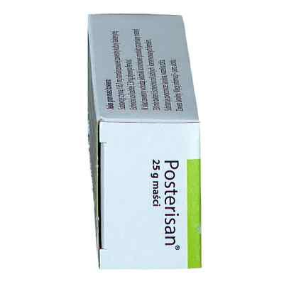 Posterisan maść 166,7 mg  zamów na apo-discounter.pl