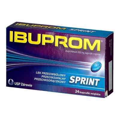 Ibuprom Sprint kapsułki  zamów na apo-discounter.pl