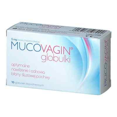 Mucovagin globulki dopochwowe  zamów na apo-discounter.pl