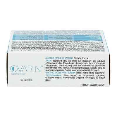 Ovarin tabletki  zamów na apo-discounter.pl