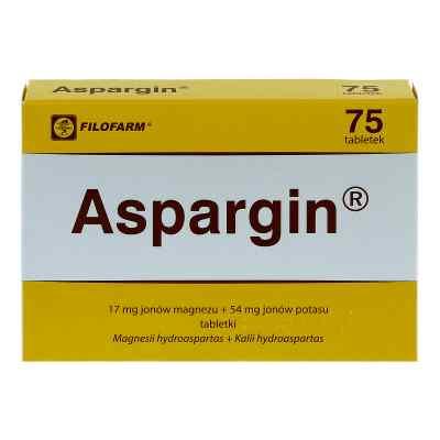 Aspargin tabletki  zamów na apo-discounter.pl