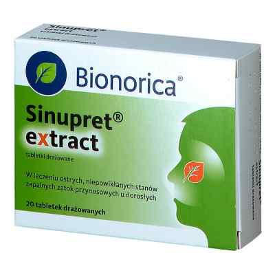 Sinupret extract  zamów na apo-discounter.pl