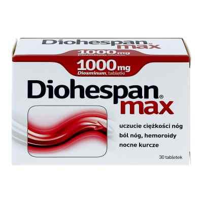 Diohespan Max tabletki  zamów na apo-discounter.pl