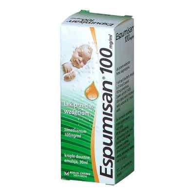 Espumisan krople 100 mg/ml  zamów na apo-discounter.pl