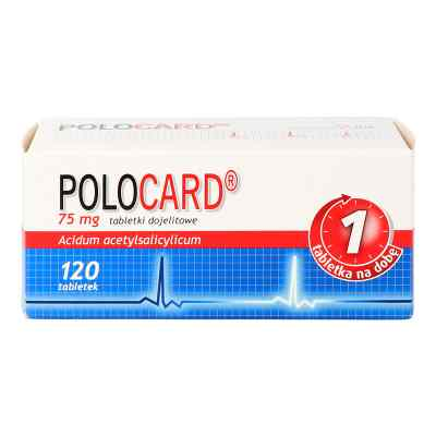 Polocard 75mg tabletki  zamów na apo-discounter.pl